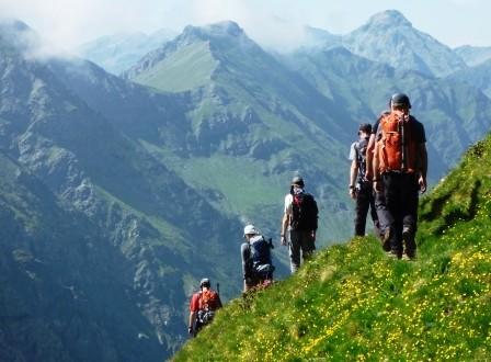 Randonnée et alpinisme