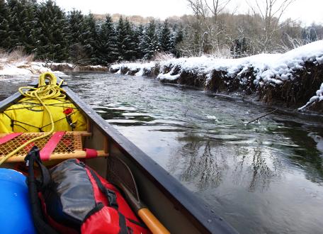 Canoe_hiver